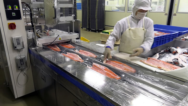 関空トレーディング食品加工センター